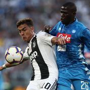 Une tribune de la Juventus suspendue après des cris racistes