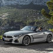 La BMW Z4 dévoile son programme