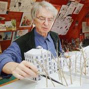 François Bourgeon à l'abordage de Montmartre