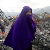 Catastrophe en Indonésie : plus de 1700 morts et 5000 disparus