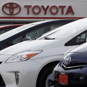 Toyota rappelle 2,43 millions de ses véhicules hybrides à travers le monde