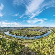 Balade au centre de l'Europe le long des boucles de la Moselle