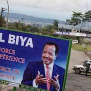 Au Cameroun, le sacre annoncé de Paul Biya, le président aux 35 années de pouvoir