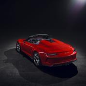 Porsche 911 Speedster, seulement 1 948 exemplaires