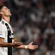 L'action en bourse de la Juve dégringole depuis les accusations de viol contre Ronaldo
