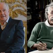 Michel Bouquet revient au théâtre dans le rôle d'Albert Einstein