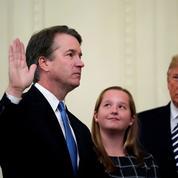 Donald Trump s'excuse «au nom de la nation» auprès du juge Kavanaugh