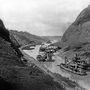 Il y a 105 ans, l'ouverture du canal de Panama