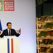 Macron presse les agriculteurs de mieux s'organiser pour défendre leurs prix