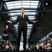 Remaniement : devant la «French Tech», Macron fait comme si de rien n'était