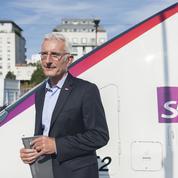 SNCF: Guillaume Pepy voit des concurrents partout