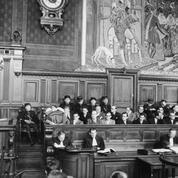 Procès de la Cagoule (1948) : le procès d'une bande de doctrinaires du terrorisme selon Le Figaro