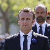 Philippe assure qu'il n'y a pas «une feuille de papier à cigarette» entre Macron et lui