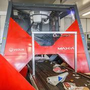 Veolia met de l'intelligence artificielle dans le tri des déchets