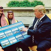 Jamal Khashoggi : Donald Trump «veut savoir», et les sénateurs encore plus
