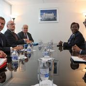 Francophonie : Macron fâche Le Pen et Mélenchon en soutenant une Rwandaise