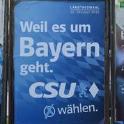 Allemagne: en Bavière, l'empire de la CSU est sur le point de s'écrouler