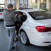 BMW bientôt majoritaire dans sa coentreprise chinoise