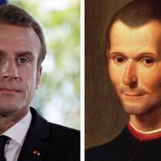 «Macron devrait (re)lire Machiavel !»