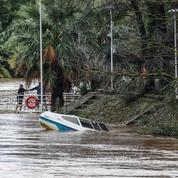 Intempéries dans le Var : deux corps retrouvés dans une voiture échouée en mer