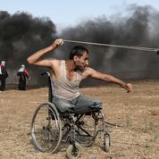 Cette photo prise à Gaza a remporté le Prix Bayeux des correspondants de guerre