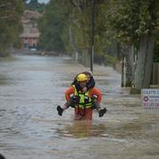 Les pluies intenses font dix morts dans l'Aude, le point complet