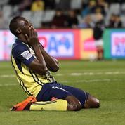 Un contrôle antidopage inopiné après un match de football énerve Usain Bolt