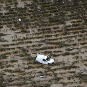 Inondations : «une fragilité» pointée dans le système de vigilance de Météo France