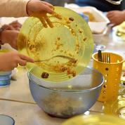 Un établissement scolaire jette en moyenne 44 kilos de nourriture par repas