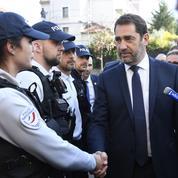 Castaner étrenne son costume de premier flic de France aux Lilas