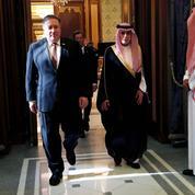 Mike Pompeo en Arabie pour trouver une issue à l'affaire Jamal Khashoggi