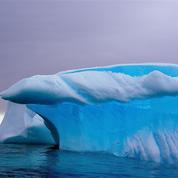 Lorsqu'elle vibre, la banquise se met à chanter en Antarctique