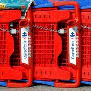Carrefour: la hausse des ventes s'accélère
