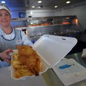 Menace sur les fish and chips britanniques