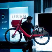 Uber va exploiter des vélos électriques à Paris