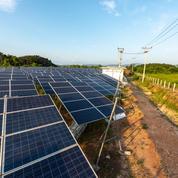 Les énergies vertes bousculent les géants du secteur en Bourse