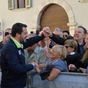 En Italie, Matteo Salvini se mue en héraut de l'autonomie du Trentin-Haut-Adige