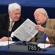 Européennes : Jean-Marie Le Pen demande à figurer sur la liste RN