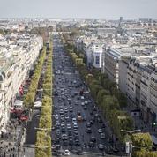 Ground Control bientôt sur les Champs-Élysées