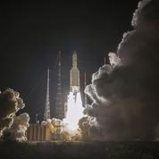 La sonde européenne BepiColombo s'est élancée vers l'enfer de Mercure