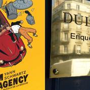 La BD Atom Agency nous fait pénétrer dans l'antre de l'agence parisienne Duluc Détective