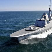 Vive concurrence dans le naval militaire