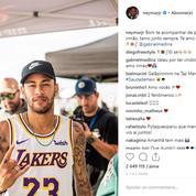 Pendant que le PSG explose Amiens, Neymar prend du bon temps au Portugal