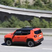 Jeep Renegade, une version hybride rechargeable pour 2020