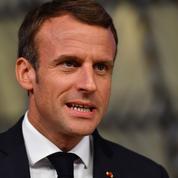 Macron mobilise l'industrie autour de la transition énergétique