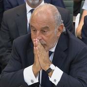 Le patron de Topshop Philip Green au cœur d'un scandale #MeToo
