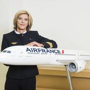 Anne Pronost:«Pilote, c'est aussi un métier de femme!»