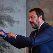 En Italie, la Ligue salue la victoire du «Salvini carioca»