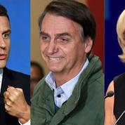 Brésil : Macron avertit Bolsonaro, Le Pen lui souhaite «bonne chance»