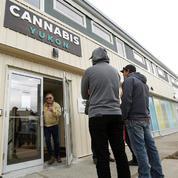 Au Canada, le cannabis fraîchement légalisé est en rupture de stock